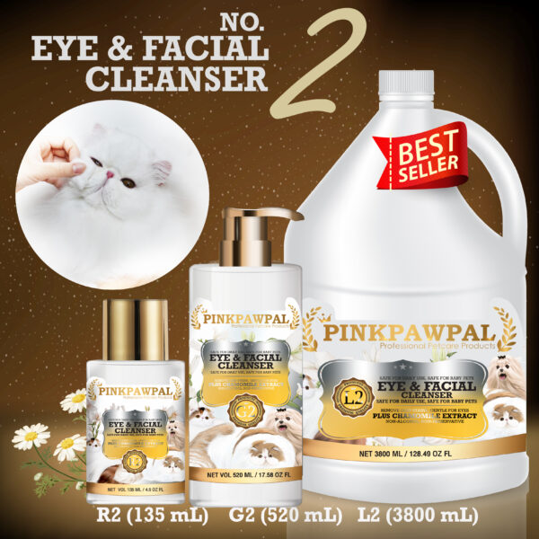 Eye and Facial Cleanser by pinkpawpal