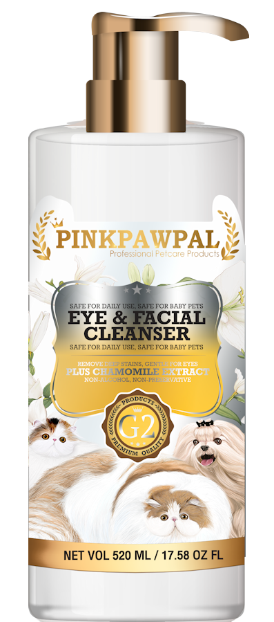 Eye and Facial Cleanser 520ml