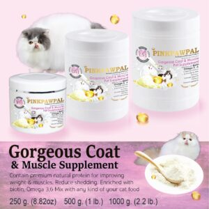 Georgeous Coat and Muscle Pet Supplement