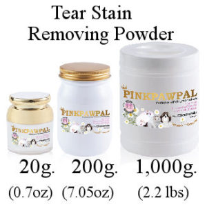 PinkPawPal Tear Stain Removing Powder