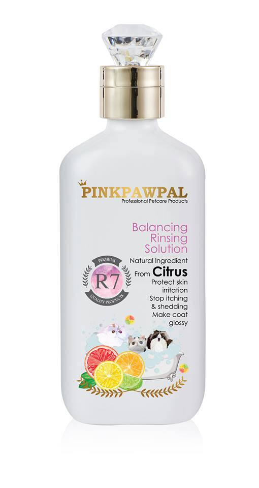 PinkPawPal balancing rinsing solution 250ml-R7
