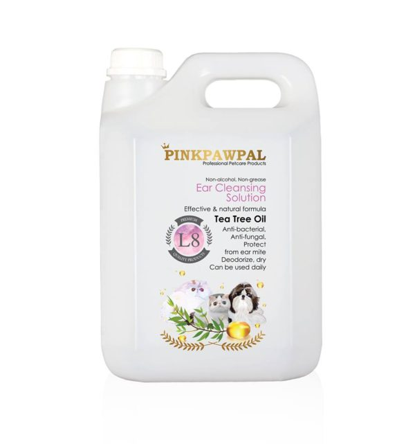 PinkPawPal ear cleansing solution-4000ml-L8