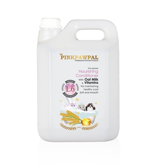 PinkPawPal-USA Super Soft and Nourishing Conditioner - 4000ml -L6