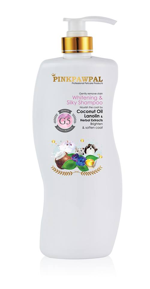 PinkPawPal-USA Whitening and Silky Shampoo