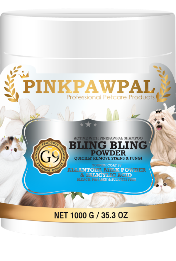 Bling Bling Powder by pinkpawpal