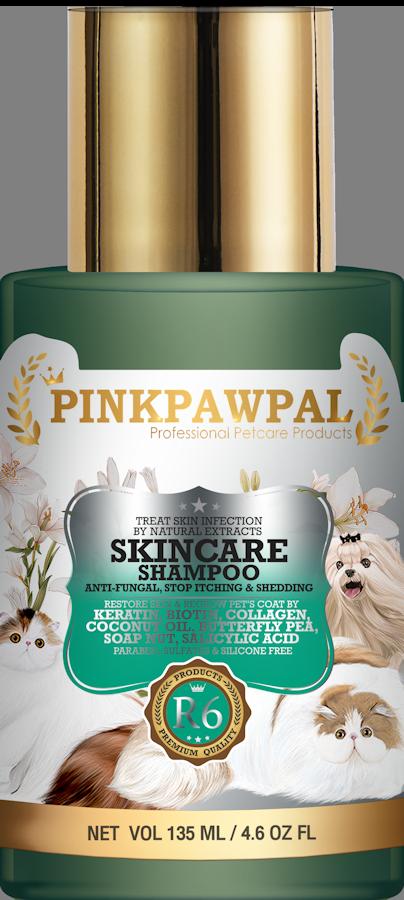 Skincare shampoo - anti-fungal shampoo by pinkpawpal